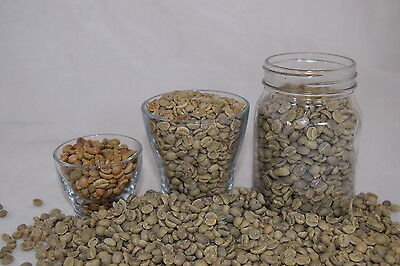 Green Coffee Beans Origin Specialty Arabica Fair-trade Organic Home Roasting DIY