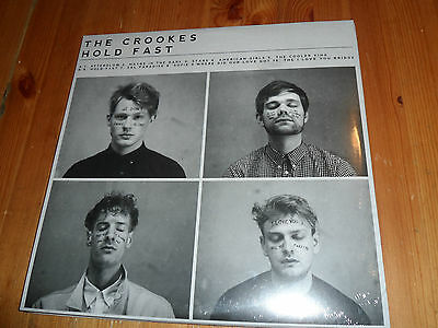 1x Sealed New Record Album Vinyl THE CROOKES - Hold Fast 2012