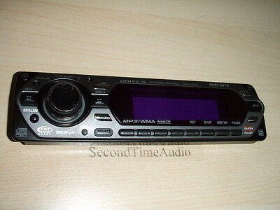 Sony CDX-GT500 Faceplate Only- Tested Good Guaranteed!