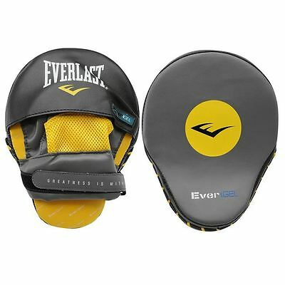 Everlast Mantis Mitts Pad Boxing Equipment Sparring Training Accessories