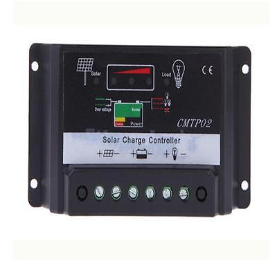 20A 12V 24V Auto Switch MPPT Solar Panel Battery Regulator Charge Controller