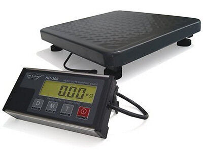 Balance colis professionelle 120kg/120 kg 50gr HD300 My Weigh avec grand plateau