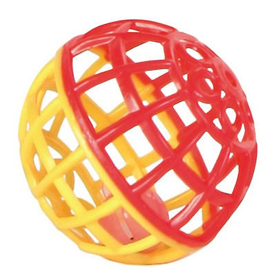Trixie Rattling Ball With Bell 4.5cm 4pcs