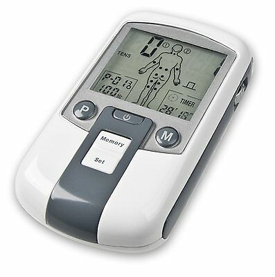 Medisana Digital Quad Function Pulse Stimulation Muscle Therapy Tens Pain Relief
