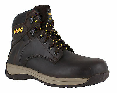 Mens DeWALT Extreme 3 Steel Toe Safety Work Lace Up Boots Sizes 7 to 11