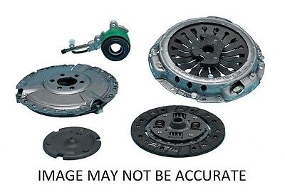 Ford Focus 2006-2012 Mk2 Luk Clutch Kit With Concentric Slave Cylinder