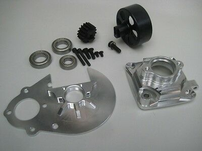 1/5 Baja Clutch System Super Duty Silver GTB Racing  fit HPI 5B 5T SC PRC KM RV
