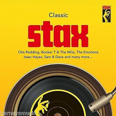CLASSIC STAX ( NEW SEALED 3 x CD SET ) 60 GREATEST HITS COLLECTION VERY BEST OF