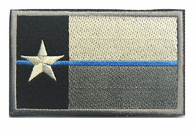 Texas State Flag Usa Army Morale Tactical Military Badge Patch
