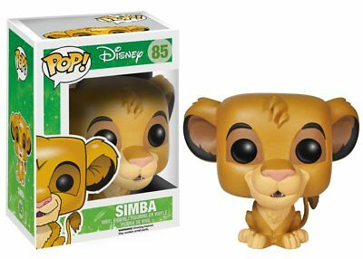 Funko Pop Disney Movies The Lion King: Simba Vinyl Action Figure Collectible Toy