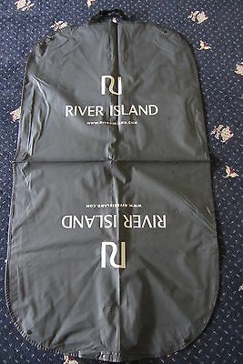 2 - 100 River Island Suit Cover Protecter Case Storage Zipped Clothes Carrier Ba