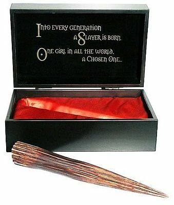 Buffy Vampire Slayer Wooden Stake Tv Prop Replica Weapon Collectible Factory X