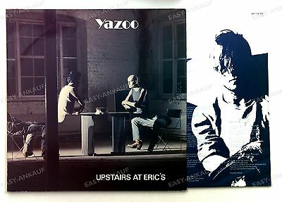Yazoo - Upstairs At Eric's / You And Me Both GER 2LP 1983 FOC + Innerbag //2