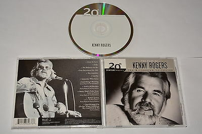 Kenny Rogers - The Best Of (20Th Century Masters) - Music Cd Release Year:2004