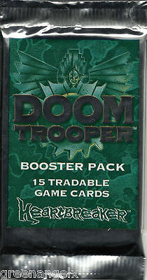 Doomtrooper Ccg - Unlimited Edition Booster (English)