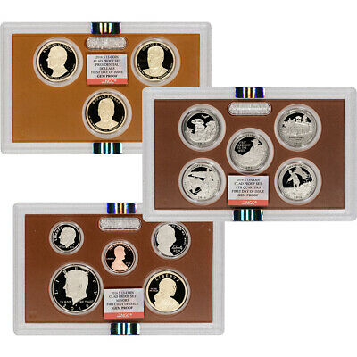 2016 US Mint Proof Set (16RG) - NGC Gem Proof - First Day of Issue