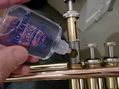 """Windcraft """"premium"""" Valve Oil - Made In Usa - Just £1.79 Great Value"""