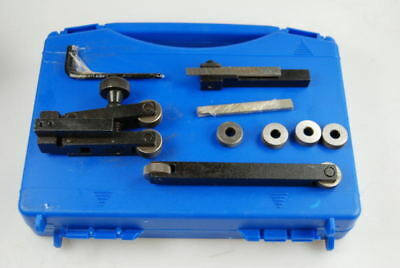 Lathe Knurling And Parting Tool Set Compatible With Myford Lathe