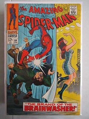 Amazing Spider-Man Vol. 1 (1963-2014) #59 FN/VF