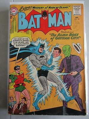 Batman Vol. 1 (1940-2011) #160 VG-