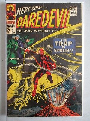 Daredevil Vol. 1 (1964-2011) #21 FN/VF