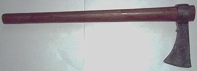 Smiling Fox Forge Steel Ax 18th century reproduction Axe