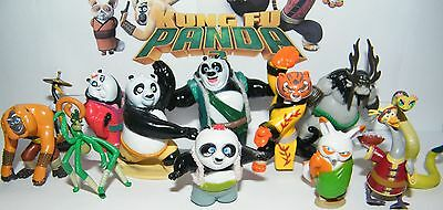 Kung Fu Panda 3 Party Favors Set of 13 with New Characters