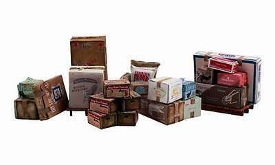 Woodland Scenics Miscellaneous Freight O Scale Figures