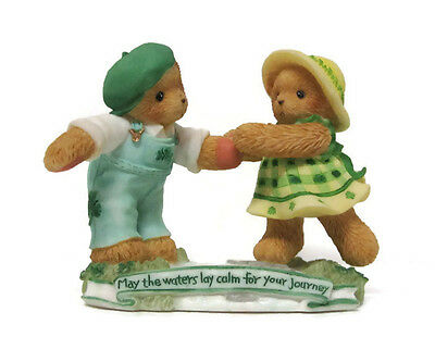 Cherished Teddies - May the Waters Lay Calm - Irish Blessings 4002152
