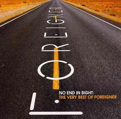 Foreigner - No End In Sight: The Very Best Of Foreigner Used - Very Good Cd