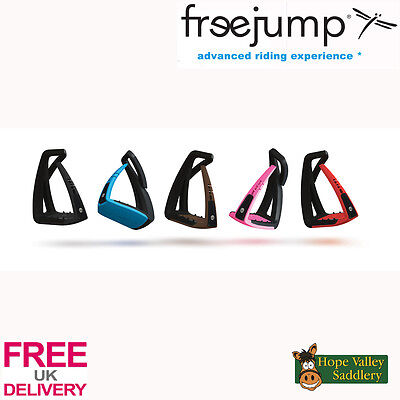Freejump Soft Up Lite 2016 Stirrups NEW **FREE UK Shipping**