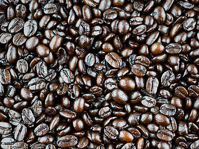 Drum Roasted Fresh DARK Italian Blend Coffee Whole Bean / Ground 100% ARABICA UK