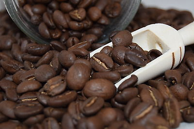 Drum Roasted Fresh Colombia Excelso Origin Coffee Whole Bean 100% ARABICA UK TOP
