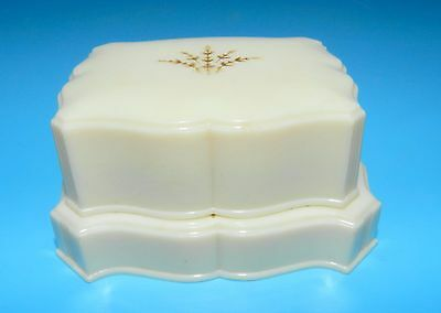 Beautiful Vintage Celluloid Single Ring Box / Case