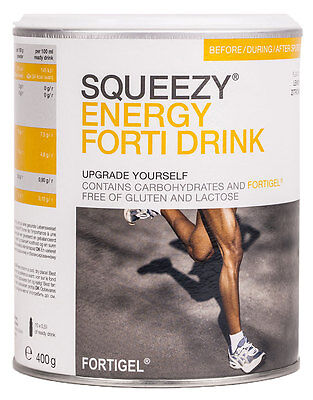 Squeezy Energy Forti Drink 400g Dose