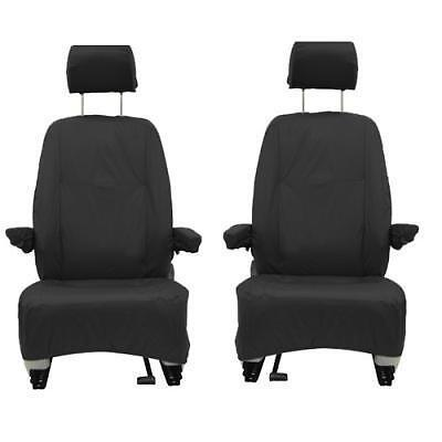 #240 Brand New Genuine Volkswagen Transporter T6 Seat Covers ,captain Seats