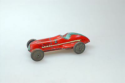 Penny Toy Rennwagen (Rot)  - Made In Italy – 1930 Er Jahre -*****