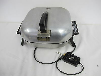 Therm O Ware Vintage Electric Skillet Broiler Top