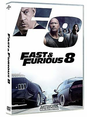 Dvd Fast And Furious 8 - (2017) ......NUOVO