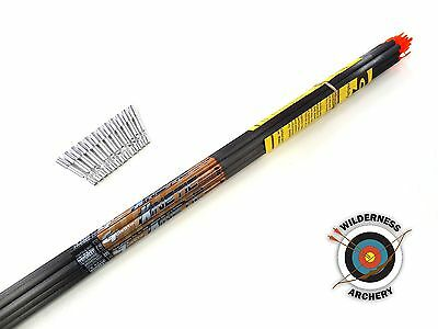Gold Tip Kinetic Hunter 300, 400, or 500 (Free Cut & Inserts Installed)