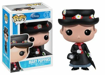 Funko Pop Disney Series 5 Mary Poppins Vinyl Action Figure Collectible Toy, 3201