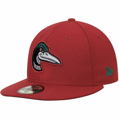New Era Great Lakes Loons Fitted Hat - MiLB