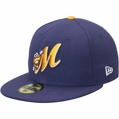 New Era Montgomery Biscuits Fitted Hat