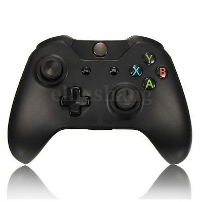 2.4GHz GAME WIRELESS CONTROLLER GAMEPAD JOYSTICK CON RECEIVER PER XBOX ONE PC
