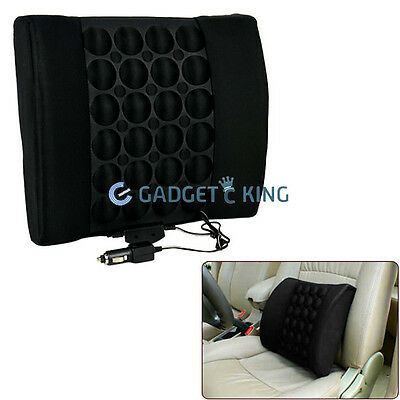 Car Electrical Massage Seat/Cushion Back/Lumbar/Posture Support Cushion/Pillow