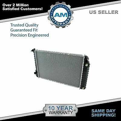 Radiator Assembly Plastic Tank /& Aluminum Core for Chevy GMC Pickup Truck New