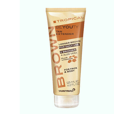 Tannymaxx Brown Tropical Beyouty Tan Extender Tannymax