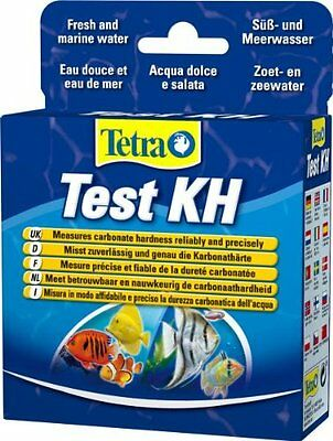 Tetra TEST KH (10ml) FRESH & MARINE WATER measures carbonate hardness* 1st class