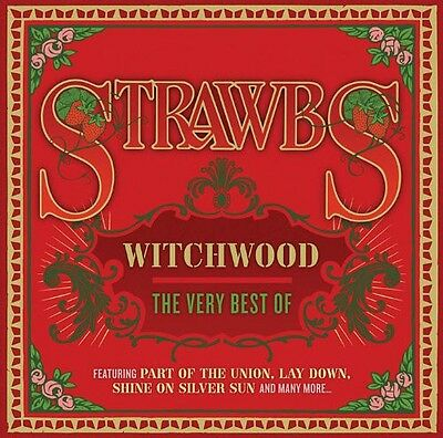 Witchwood: The Very Best Of - Strawbs (2014, CD New)