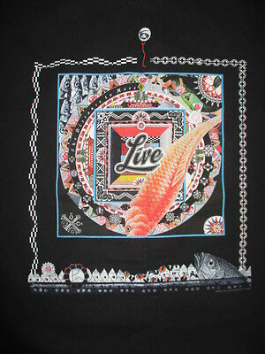 "1999 LIVE ""The Distance To Here"" Concert Tour (LG) T-Shirt"